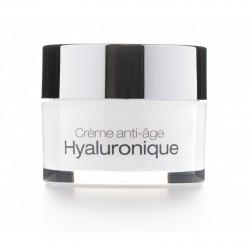 Crème anti-âge hyaluronique