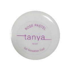 Gel Tanya Sensation pastel 50g