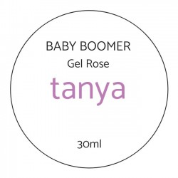 Gel Baby boomer rose UV/LED...