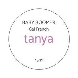 Gel French Baby boomer...