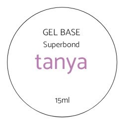 Gel Base Superbond 15ml TANYA