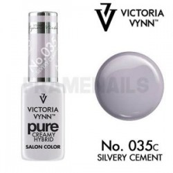 Pure Creamy 035 Silvery...