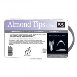 Capsules Almond Tips clear...