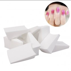 EPONGES MOUSSE TRAPEZE NAIL ART X8