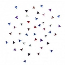 STRASS MOTIFS TRIANGLES