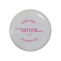 Gel TANYA Sensation cool Pink  50g